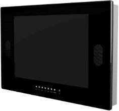 Inbouw TV | Waterdichte TV integreren in de muur van uw Badkamer ...
